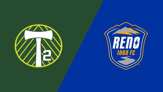 Portland Timbers 2 vs. Reno 1868 FC