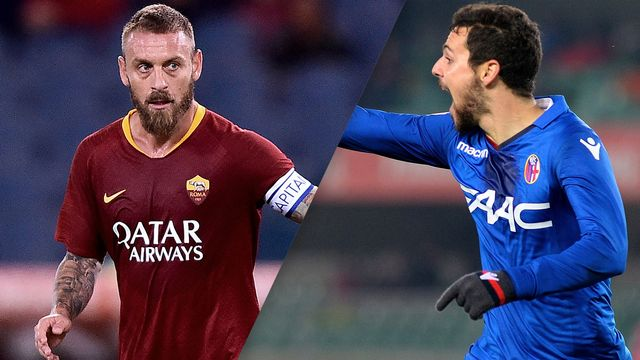 Roma vs. Bologna (Serie A)