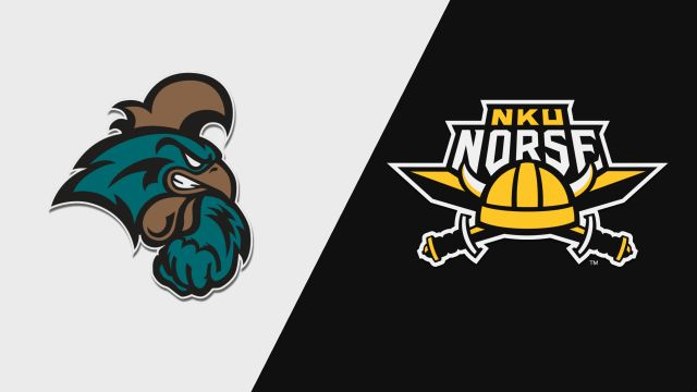 Coastal Carolina vs. Northern Kentucky (M Basketball)