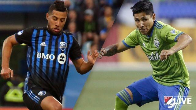 Montreal Impact vs. Seattle Sounders FC (MLS)