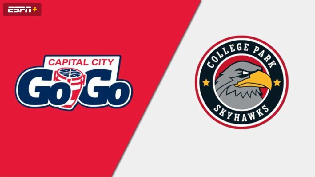 Capital City Go-Go vs. College Park SkyHawks
