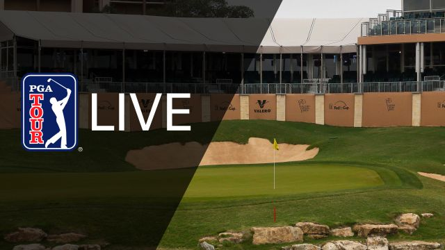 Valero Texas Open - Featured Holes - Day 1