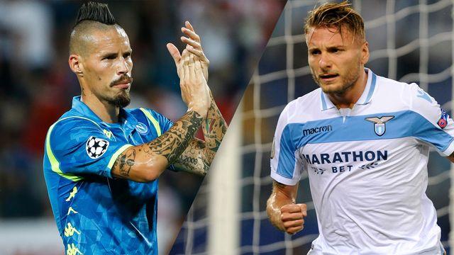 Napoli vs. Lazio (Serie A)