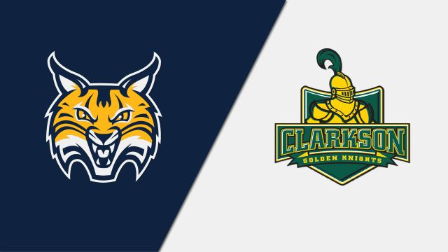 Quinnipiac vs. #4 Clarkson (W Hockey)