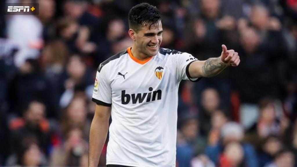 Cultural Leonesa vs. Valencia (Round of 16) (Copa del Rey)