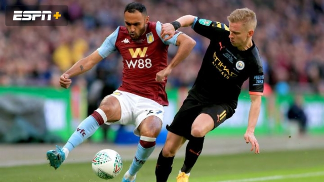 Aston Villa vs. Manchester City (Final) (Carabao Cup)