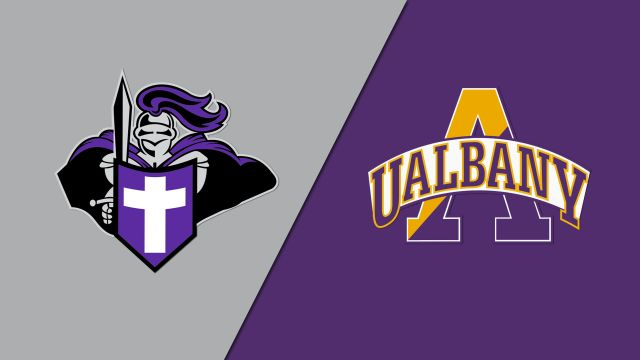 Holy Cross vs. Albany (M Basketball)