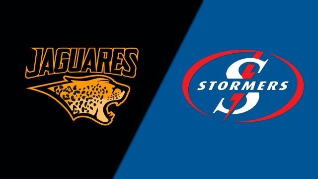 Jaguares vs. Stormers