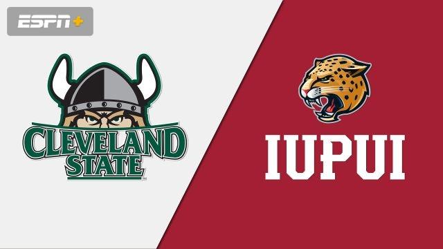 Cleveland State vs. IUPUI (W Soccer)