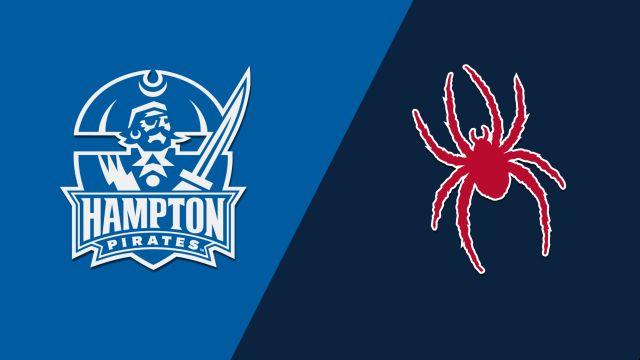 Hampton vs. Richmond (M Basketball)