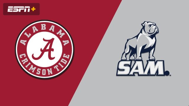 Alabama vs. Samford (M Basketball)