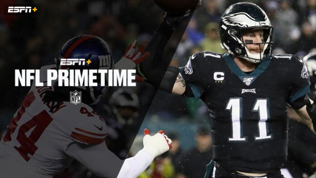 NFL PrimeTime on ESPN+