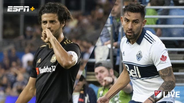 LAFC vs. Vancouver Whitecaps FC (MLS)
