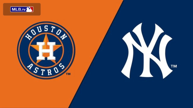 Houston Astros vs. New York Yankees