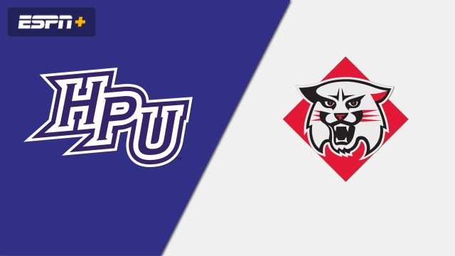 High Point vs. Davidson (W Volleyball)