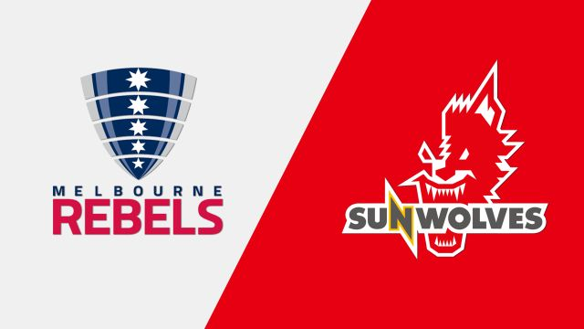 Rebels vs. Sunwolves (Super Rugby)