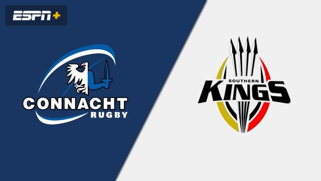 Connacht vs. Southern Kings (Guinness PRO14 Rugby)