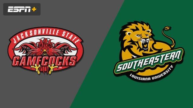 Jacksonville State vs. Southeastern Louisiana (Football)