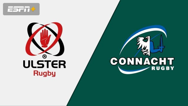 Ulster vs. Connacht (Guinness PRO14 Rugby)