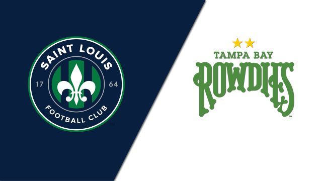 Saint Louis FC vs. Tampa Bay Rowdies (United Soccer League)