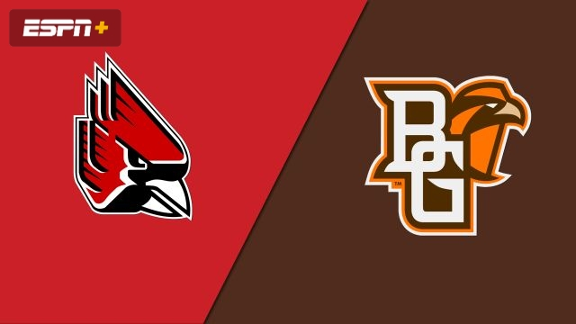 Ball State vs. Bowling Green (M Basketball)