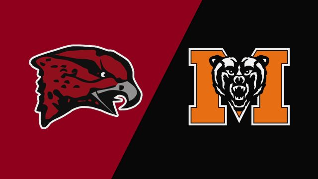 Maryland-Eastern Shore vs. Mercer (M Basketball)