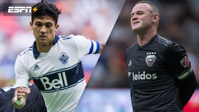 Vancouver Whitecaps FC vs. D.C. United (MLS)