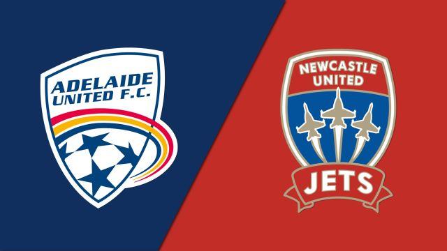 Adelaide United vs. Newcastle Jets (A-League)