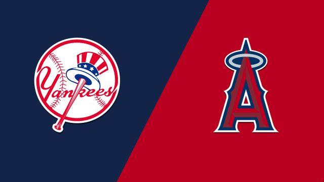 New York Yankees vs. Los Angeles Angels