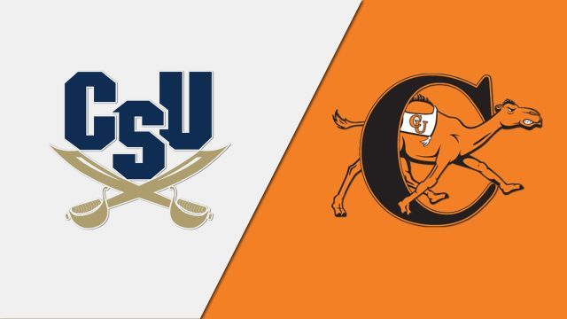 Charleston Southern vs. Campbell (W Basketball)