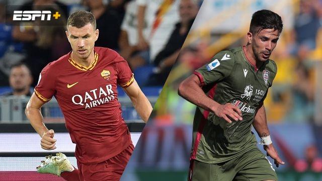 Roma vs. Cagliari (Serie A)