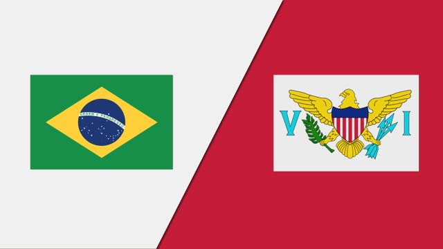 Brazil vs. Virgin Islands (FIBA World Cup Qualifier)
