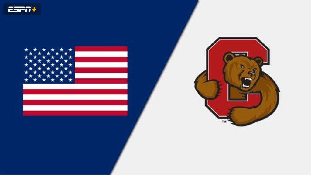 U.S. Under-18 vs. Cornell (M Hockey)