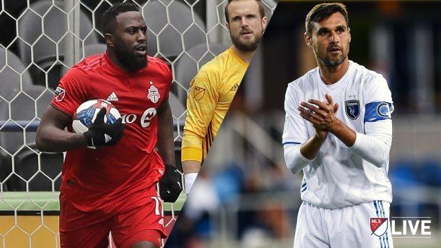 Toronto FC vs. San Jose Earthquakes (MLS)