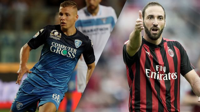 Empoli vs. AC Milan (Serie A)