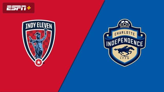 Indy Eleven vs. Charlotte Independence (USL Championship)
