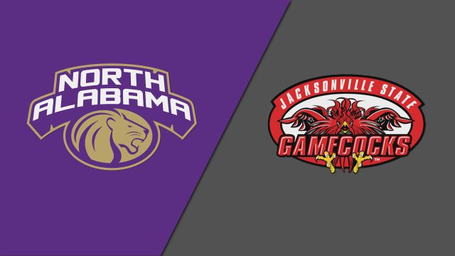 North Alabama vs. Jacksonville State (Baseball)