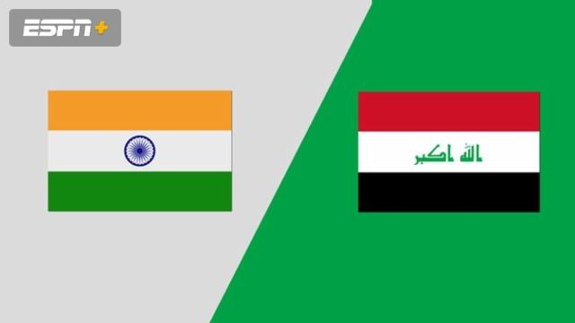 India vs. Iraq