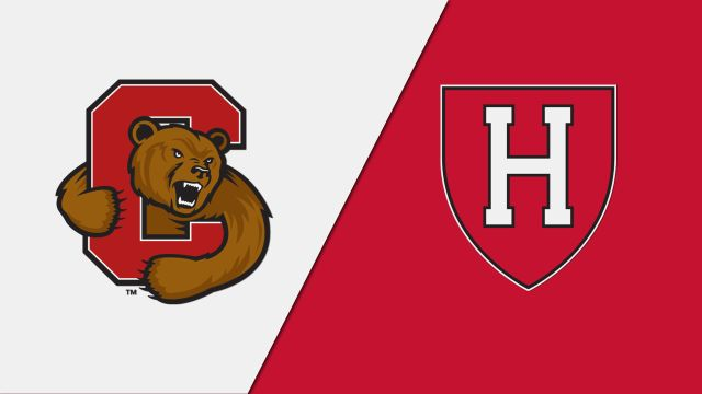 #7 Cornell vs. Harvard (W Hockey)