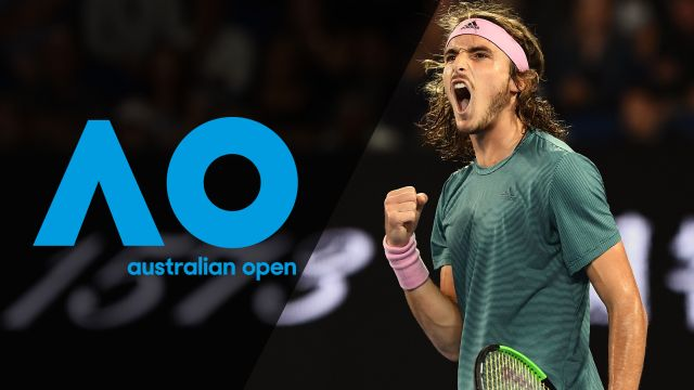 Sun, 1/20 - Australian Open Highlight Show