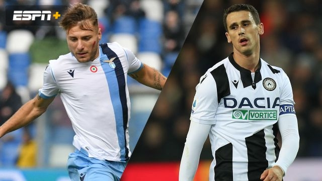 Lazio vs. Udinese (Serie A)
