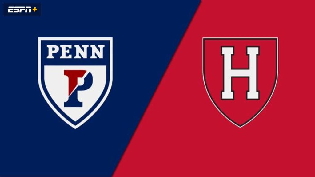 #6 Pennsylvania vs. Harvard (M Lacrosse)