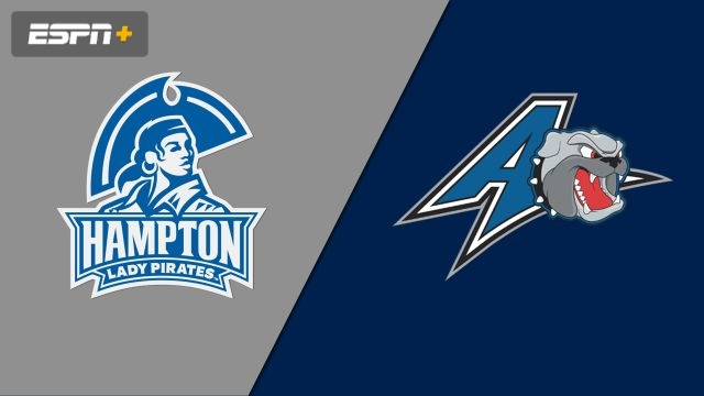 Hampton vs. UNC Asheville (W Basketball)