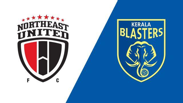 NorthEast United FC vs. Kerala Blasters FC