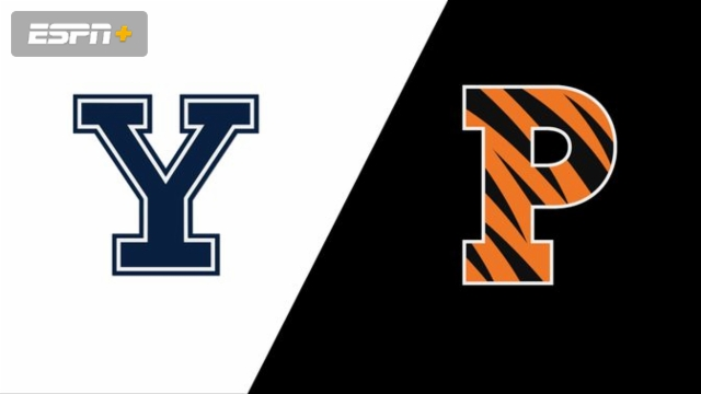 Yale vs. Princeton (M Hockey)