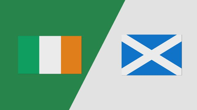 Ireland vs. Scotland (2018 FIL World Lacrosse Championships)