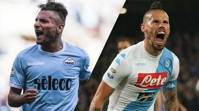 Lazio vs. Napoli (Serie A)