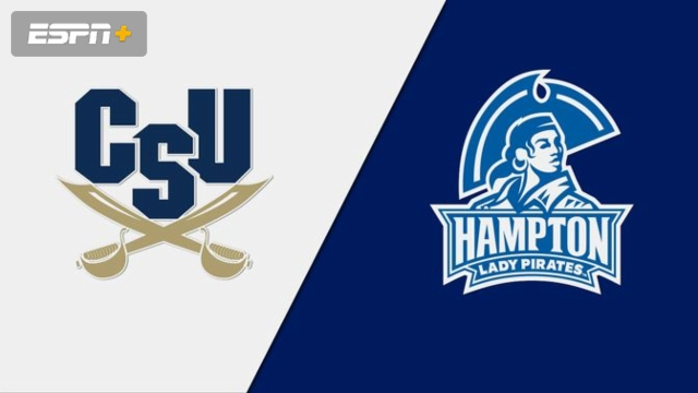 Charleston Southern vs. Hampton (W Basketball)