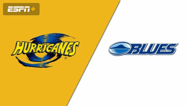 Hurricanes vs. Blues (Super Rugby)