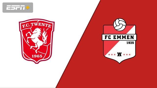 Twente vs. FC Emmen (Eredivisie)